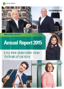 Integrated Report 2015